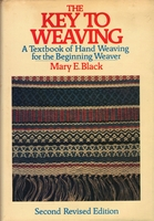 Image The Key to Weaving: 2nd Revised Edition (used)