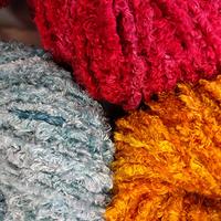 Image ETC Dyed Rayon Eyelash