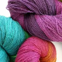 Image Variegated 18/2 Wool Silk