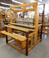 Image Used Harrisville Rug Loom