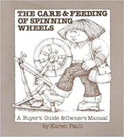 Image Care and Feeding of Spinning Wheels (used)