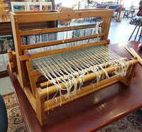 Image Two Shaft table loom, 26