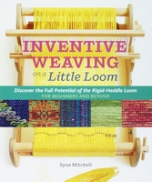 Image Inventive Weaving on a Little Loom