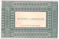 Image Weaving in Miniature (used)