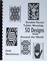 Image Double-Faced Tablet Weaving: 50 Designs from Around the World (used)