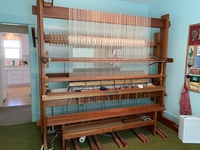 Image Beautiful Ruthie Crisp Tapestry loom 72