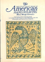 Image Shuttle-craft Book of American Hand-Weaving (used)
