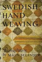 Image Swedish Hand Weaving (used)