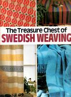 Image Treasure Chest of Swedish Weaving (used)