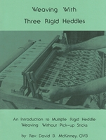 Image Weaving with Three Rigid Heddles (used)