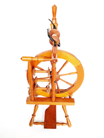 Image Used Castle Parlour Spinning Wheel
