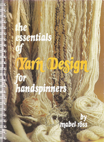 Image Essentials of Yarn Design for Handspinners (used)