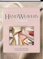 Image Hand Weaver's Notebook (used)