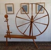 Image USED CreekWater Woolworks Great Wheel