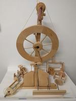 Image Used Lendrum Spinning Wheel