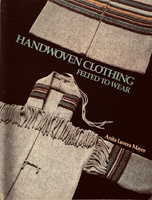 Image Handwoven Clothing: Felted to Wear (used)
