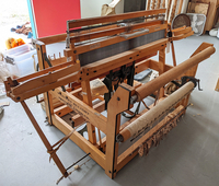 Image Used Newcomb Weavers Delight Automatic Loom