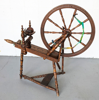 Image J. E. Eriksson Spinning Wheel