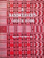 Image Handweaver's Source Book (used)