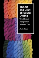 Image The Art and Craft of Natural Dyeing