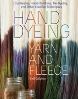 Image Hand Dyeing Yarn and Fleece
