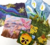 Intro to Feltmaking