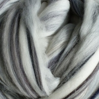 Image Grey Colored Merino