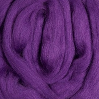 Image Purple Colored Merino