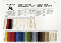 Image Bockens Cotton 12/6 17.6 oz