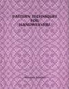 Image Pattern Techniques for Handweavers