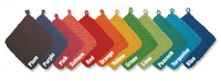 Image Cotton Potholder Loops - Multi-Color