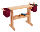 Image Floor Loom Bench