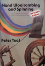 Image Hand Woolcombing and Spinning: A Guide to Worsteds from the Spinning-Wheel